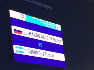Final Esgrima Panamericanos