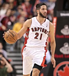 Greivis Vásquez, Toronto Raptors